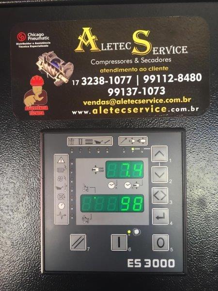 Assistência técnica compressor em Araraquara