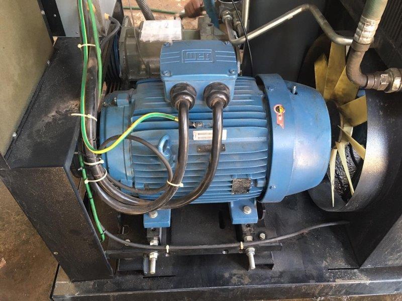 Assistência técnica compressor em Birigui
