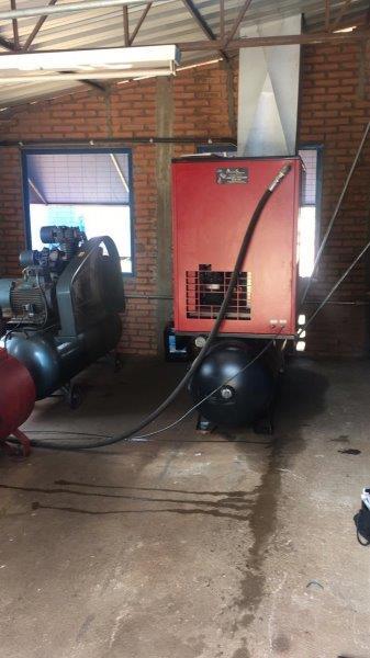 Assistência técnica compressor em Ribeirão Preto