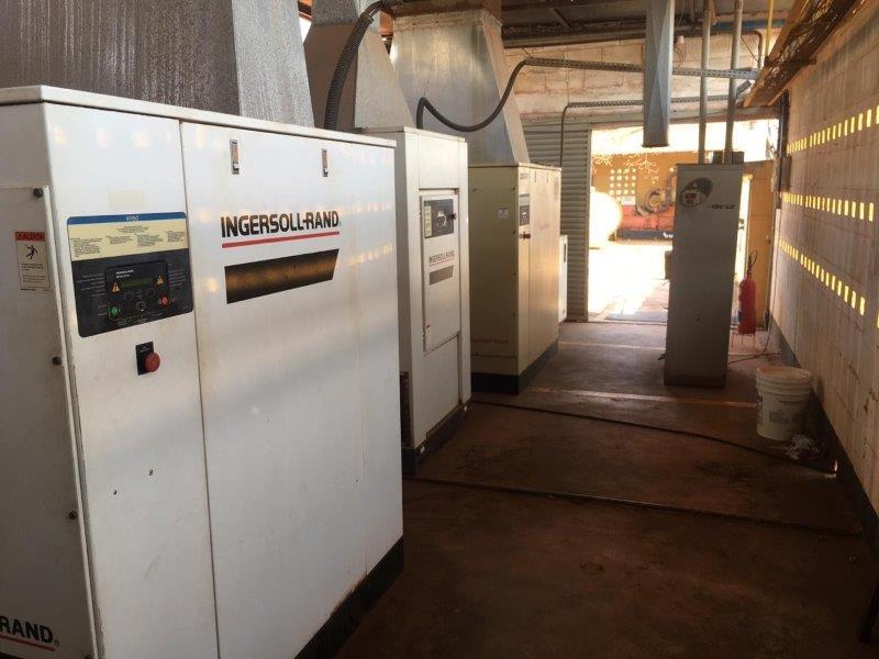 Assistência técnica compressor em Rio Preto