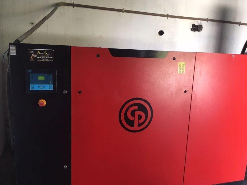 Compressor de ar comprimido