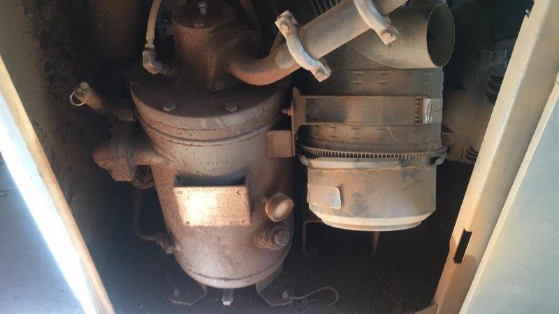 Compressor de ar locação