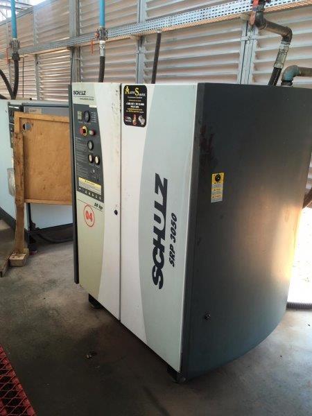 Compressor parafuso preço