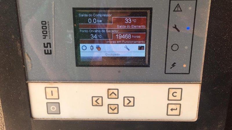 Compressores de ar comprimido industrial