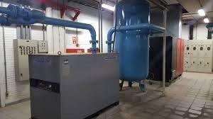 Compressores de ar comprimido manutenção