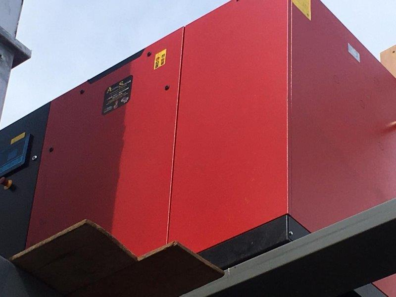 Distribuidor de peças para compressor de ar