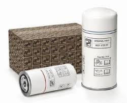 Filtros para compressores de parafuso