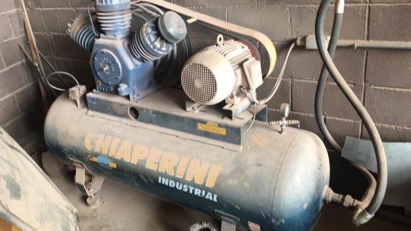 Manutenção de compressor em Bauru