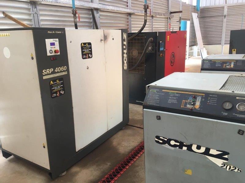 Manutenção de compressor em Birigui