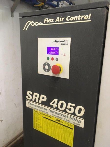 Manutenção de compressor em Franca