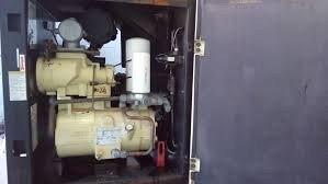 Manutenção de compressor Ingersoll Rand