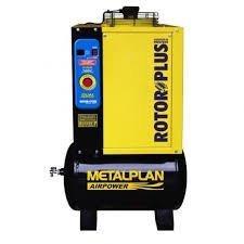 Manutenção de compressor Metalplam