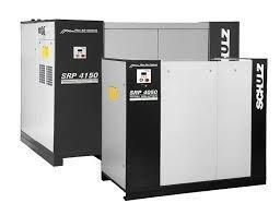 Manutenção compressor parafuso