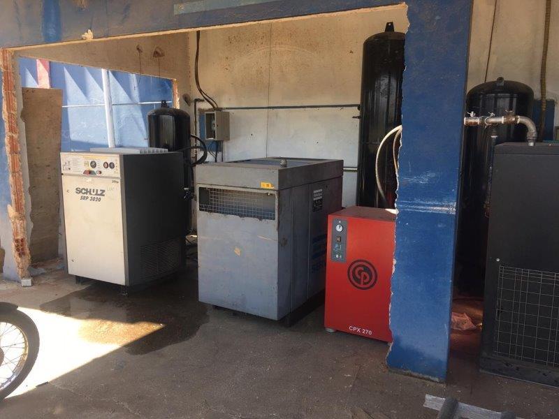 Manutenção de compressor em Ribeirão Preto