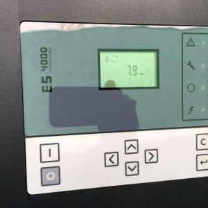 Compressor parafuso com secador