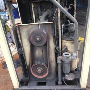 Compressor rotativo