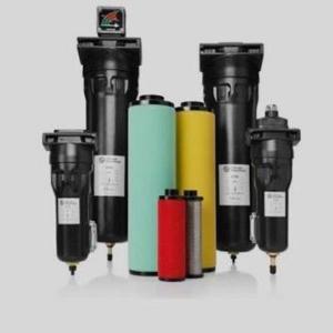 Filtros para compressores