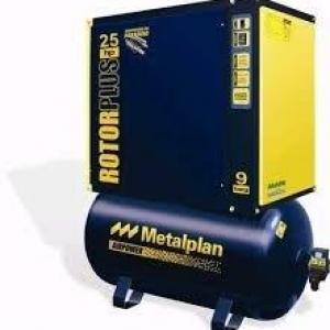 Manutenção compressor Metalplan